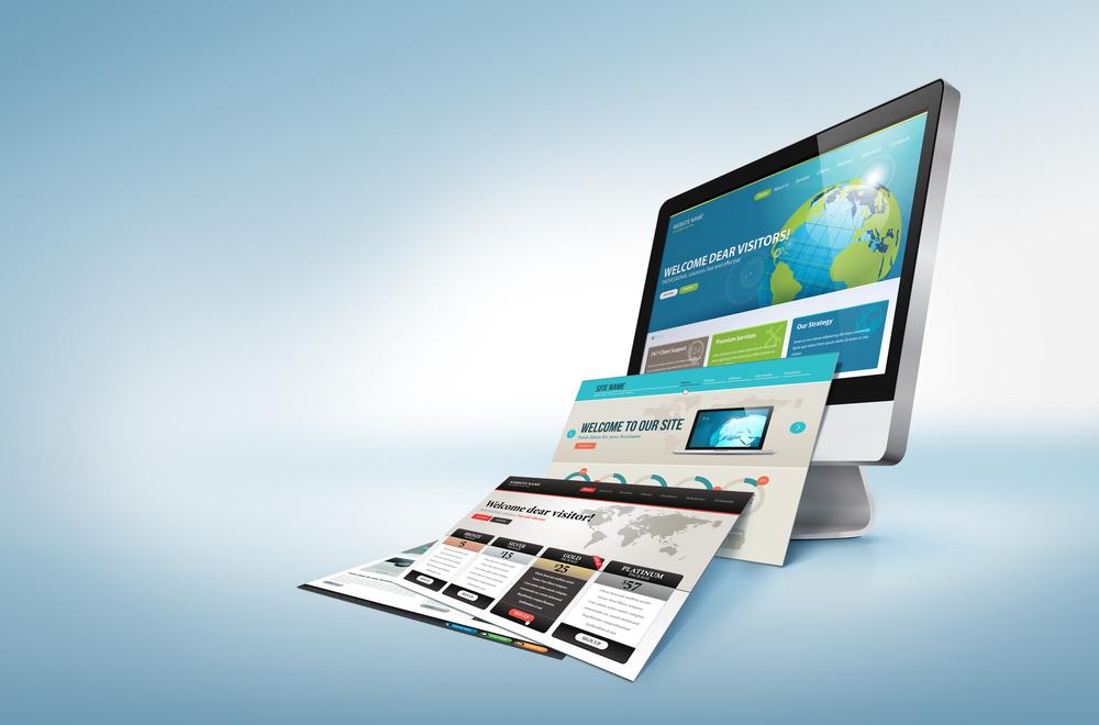 Erinomaista Web designia